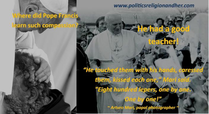 francis and jpii
